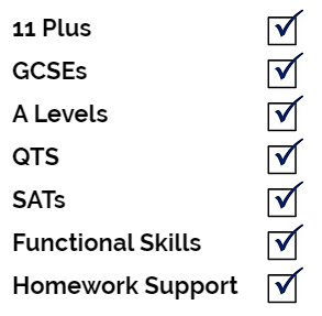 11 plus Ashford Tuition